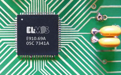 E910.69 universal driver IC simplifies control of brushless and DC motors