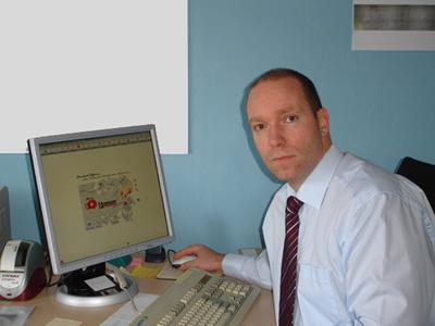 WWSBAU Projektleiter Oliver Baumann