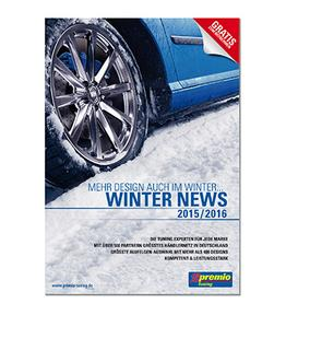 Premio Tuning Winter News