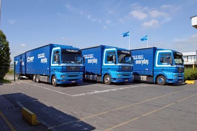 CHEP Trucks