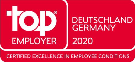 Top Employer Germany 2020