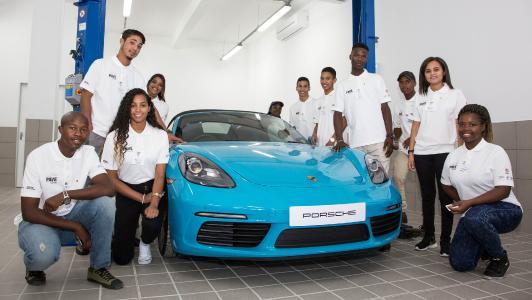 Porsche Cape Town