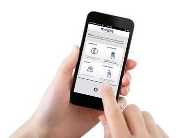 Die neue Medos App
