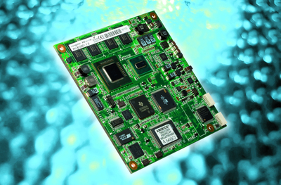 DATA MODUL präsentiert COM Express(tm) Compact auf Basis der Prozessorserie Intel® Atom(tm) Z5xx