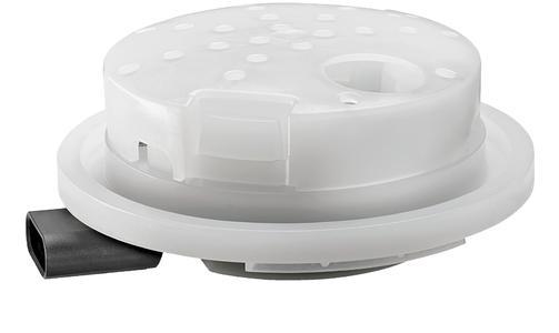 """Sensor erfasst den Füllstand, die Qualität und die Temperatur einer wässrigen Harnstoff-Lösung im """"AdBlue®""""-Tank und sorgt für dauerhafte Reduzierung der Stickoxid-Emissionen / Continental Reifen Deutschland GmbH"""