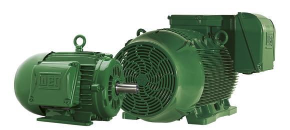 Von IE1 bis IE4: WEG bietet eine der breitesten Produktpaletten an energieeffizienten Asynchronmotoren für die maritime Industrie