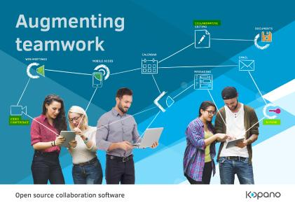 Kopano - LibreOffice Online - Augmenting Teamwork