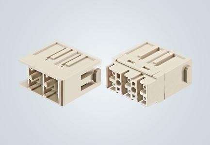 """Standard """"LC"""" LWL Steckverbinder nun auch für den modularen Einsatz"""
