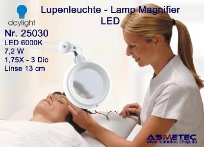 Daylight LED Lupenleuchte 25030