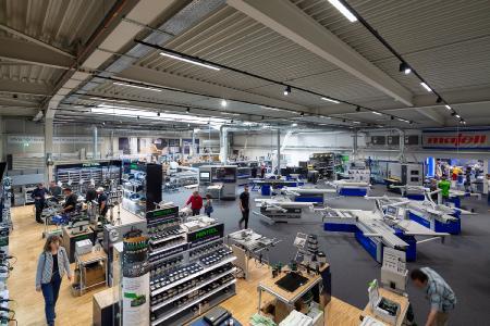 Eröffnungs-Fachmesse Miller in Leutkirch
