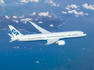 Boeing, CIT Group Announce Order for 10 Additional 787-9 Dreamliners