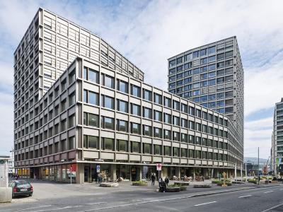 Baufeld G - Europaallee Zürich