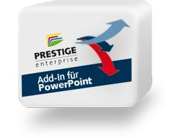 PowerPoint-Add-In für PRESTIGEenterprise
