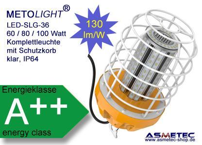 METOLIGHT LED Leuchte SLG 36
