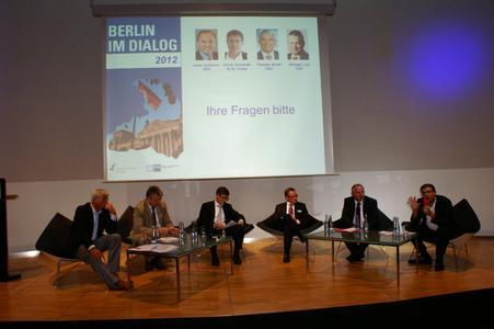 """""""Berlin im Dialog"""" mit guter Resonanz"""