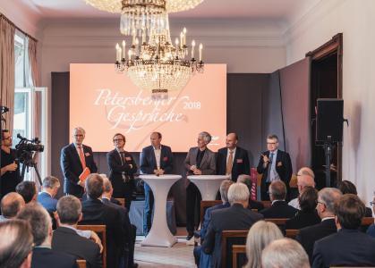 Nachbericht zu den Petersberger Gesprächen 2018