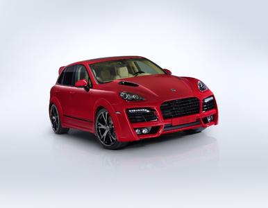 The TECHART Magnum based on the Porsche Cayenne