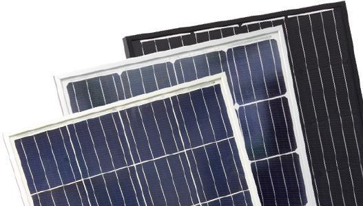 Solar Insel Module von Axsun