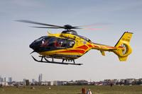Eurocopter completes delivery of 23 EC135 helicopters for Poland's LPR public air medical rescue operator