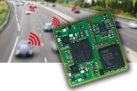 MSC Technologies provides first Car2X transceiver module from lesswire for intelligent transport systems