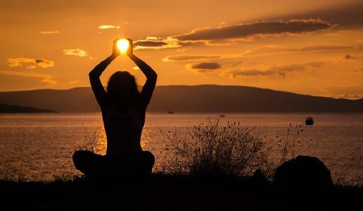 Yoga: Ein Gruß an die Sonne...