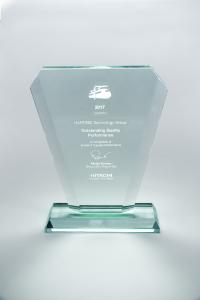 The HARTING Technology Group has received an award for exceptional quality from rail manufacturer Hitachi Rail