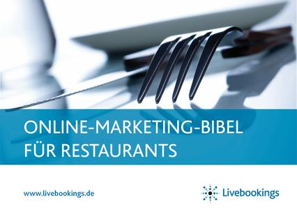 livebookings online marketing bibel cover