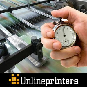 Print products now delivered even faster
