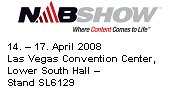 DAVID Systems at the NAB Show in Las Vegas: Company Showcase on an International Stage