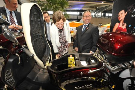 Das Thema Elektromobilität ist fester Bestandteil der Messe Gebäude.Energie. Technik