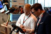 Aussteller und Besucher profitierten gleichermaßen von der guten Atmosphäre und dem fachlichen Austausch bei der ROBOTER 2020 / Quelle: DVS Media