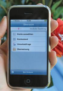 T-Banking mit dem iPhone