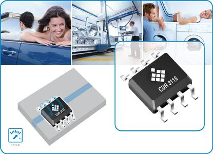 Micronas presents high-sensitivity current transducer for use in automotive and industrial applications