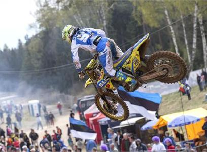 Top10 performances for Suzuki World MX2 in Latvia