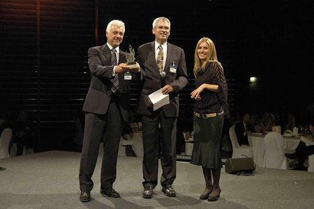 IDC EMEA Award for ICT Innovation 2007 for UK Metoffice