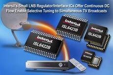 New Energy Efficient LNB Supply and Controller from Intersil
