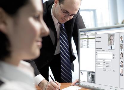Die Access Professional Edition ist ideal als Einstiegsmodell für kleine bis mittlere Unternehmen. (Foto: Bosch)
