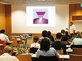 Klinkner & Partner Seminar auf der analytica