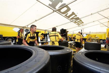 Dunlop   Reifenservice