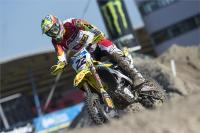 Suzuki Heads to France for MXGP Finale