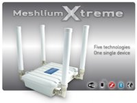 Libelium launches Meshlium Xtreme providing wireless sensor networks with a ZigBee gateway to the Internet
