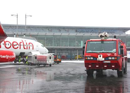 Gut gelandet - Bosch installiert Sicherheitssystem am Paderborn-Lippstadt Airport