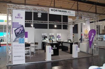 Hannover Messe Stand 2017