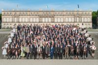 Internationales Logistik-Know-How - 10. Staatsempfang auf Schloss Herrenchiemsee