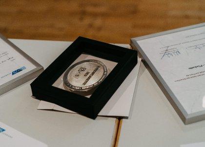 Die DVS-Plakette ist die höchste Auszeichnung des DVS – Deutscher Verband für Schweißen und verwandte Verfahren e. V. In diesem Jahr erhält sie Dipl.-Ing. Olaf Reckenhofer