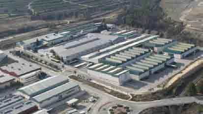 In der traditionell für die Textilproduktion begünstigten Region Valencia hat sich die 1976 gegründete Piel S.A. angesiedelt / ©Piel S.A.