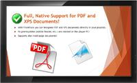 mirabyte releases new version of its digital signage standard software and adds native PDF support!