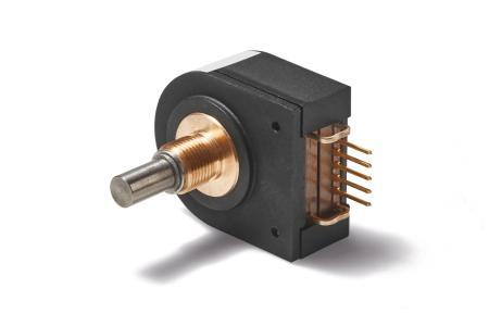 Optische Inkremental-Drehgeber der Serie SPM von MEGATRON überzeugen durch optimiertes Produktdesign und sind individuell an die Anwendung anpassbar