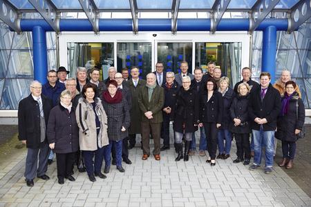Die CDU zu Gast bei der SSI Schäfer Shop GmbH und SSI Schäfer ...