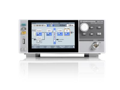 Rohde & Schwarz presents economy vector signal generator for the automotive, IoT and education sectors